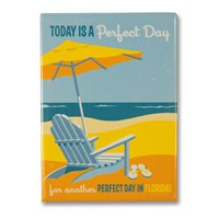 FL Another Perfect Day Metal Magnet