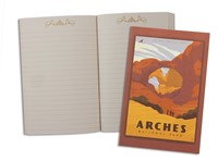 Double Arch Pocket Journal