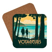 Voyageurs Hikers Coaster