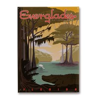 Everglades Metal Magnet