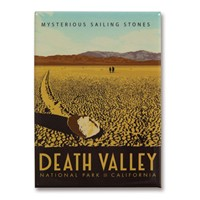 Death Valley Metal Magnet