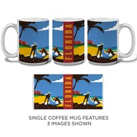 FL Beach Girl Mug