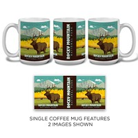 Rocky Mountain Double Mug