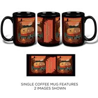 Rocky Mountain Camping Is For Nature Lovers Mug