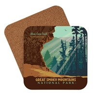 Great Smoky Alum Cave Coaster