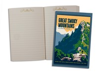 Great Smoky Chimney Tops Pocket Journal