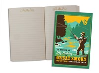 Great Smoky Fly Fishing Pocket Journal