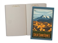 Great Sand Dunes Pocket Journal