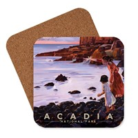 Acadia Otter Cliffs Coaster