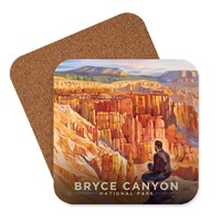 Bryce Canyon Hoodoo Heaven Coaster