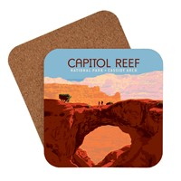 Capitol Reef Cassidy Arch Coaster