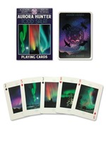 Aurora Hunter by Todd Salat Playing Card Deck