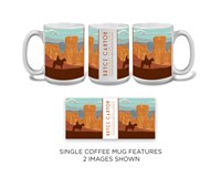 Bryce Canyon Double Mug