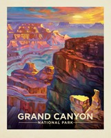 "Grand Canyon Landscape 8""x10"" Print"